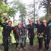 Funtimes after Canyoning.
