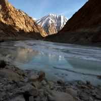 Partially Frozen Indus.
