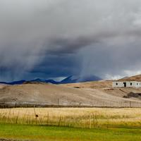 Rainfall over Hanle