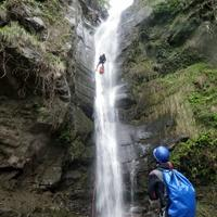 Canyoning in Manali