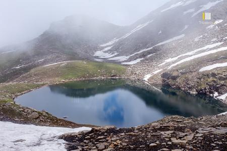 The holy Bhrigu lake