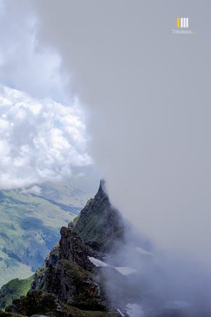 Vashist Peak - Cloud Stopper