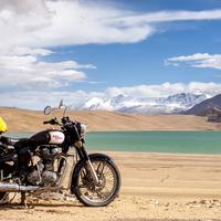 Royal Enfield + Ladakh