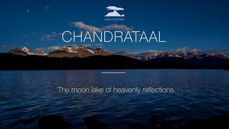 Chandra Taal - The Moon Lake