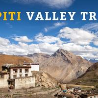 Spiti Valley Village Trek - A Timelapse summary