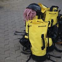 Canyoning equipment